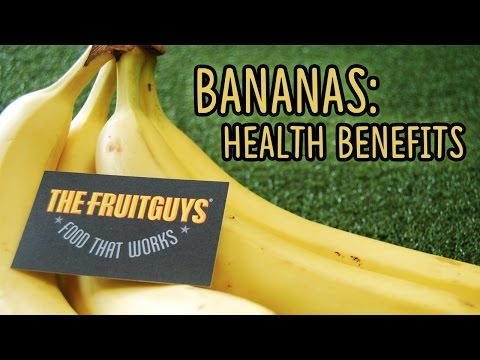 Top 5 Health Benefits of the Banana - The FruitGuys