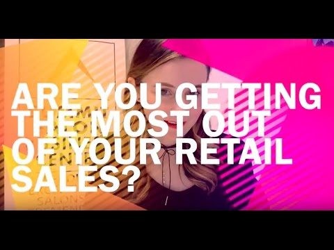 Are you Getting the Most out of Your Retail Sales?