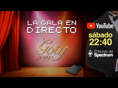 El Mundo del Spectrum : Gala GOTY 2019