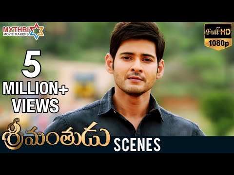 Srimanthudu Watch Online Streaming Full Movie HD