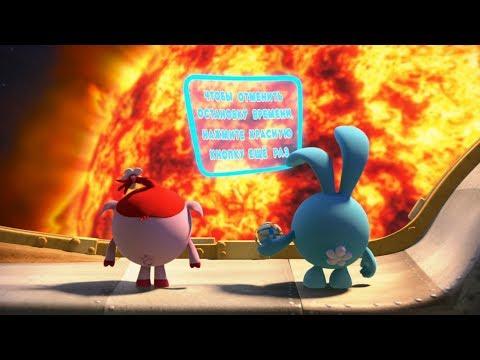 Кадр из мультфильма «Пин-код. Прыжок в будущее. За секунду до...»