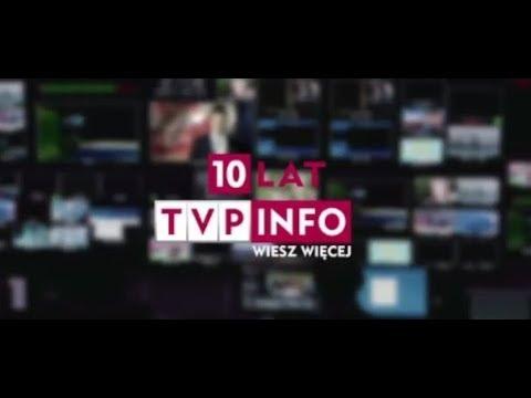 10-te urodziny TVP Info
