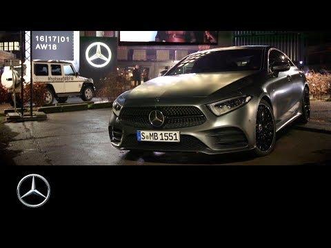 Mercedes-Benz: Risk An Affair | CLS x MBFW