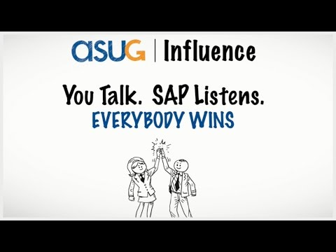ASUG Influence