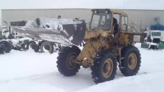 INTERNATIONAL H-30-G WHEEL LOADER Vocon Auction 1/16/13