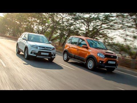 Mahindra Nuvosport vs Maruti Suzuki Vitara Brezza :: Comparison Review :: ZigWheels India