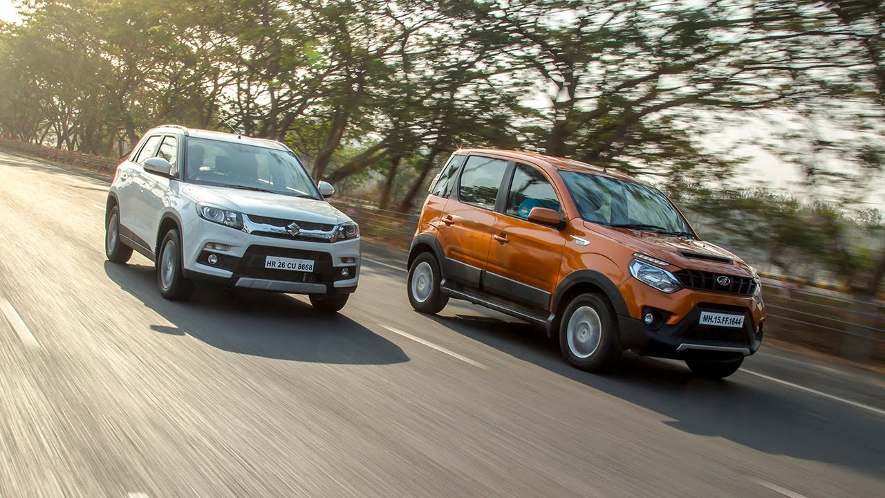 Mahindra Nuvosport vs Maruti Suzuki Vitara Brezza :: Comparison Review :: ZigWheels India