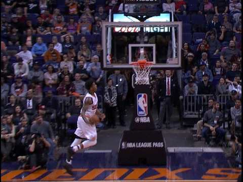 Marquese Chriss Throws Down the Windmill vs. Memphis | 01.30.17