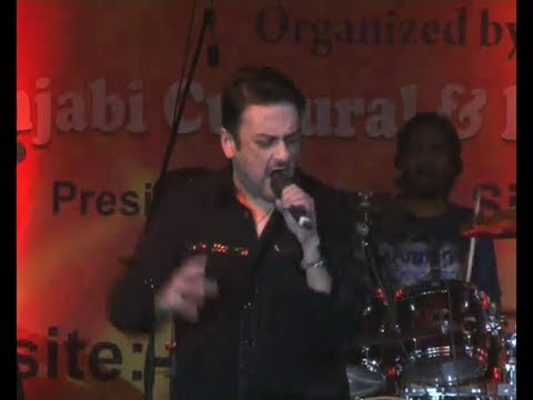 Adnan Sami Performs At 'Lohri Di Raat 2012'