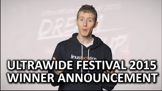 Ultrawide Festival Winner Announcement