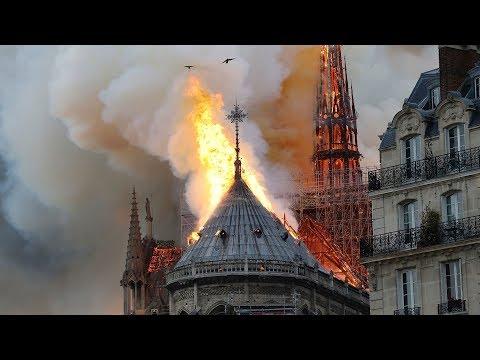 Thế Giới Nhìn Từ Vatican: Hồng Y kéo cầu dao bị phạt? Nhà thờ Đức Bà Paris: Hứa nhiều cho chưa nhiều