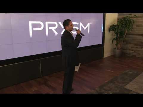 Prysm CEC Grand Opening: Welcome Remarks from Amit Jain, CEO, Prysm