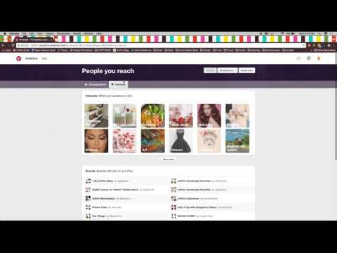 SETTING UP PINTEREST FOR BUSINESS - PART 3: Analytics and Ad Campaigns