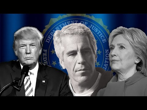 DOJ's 'Record of Corruption' to Target Trump, Protect Hillary Clinton, & Handling Jeff Epstein