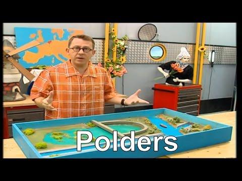 Comment construit-on un polder ? - C'est pas sorcier