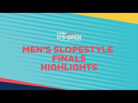 2019 Burton U·S·Open Men?s Slopestyle Finals - Highlights