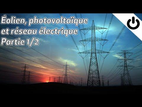 Éolien, photovoltaïque et réseau électrique - Partie 1/2 - ÉNERGIE#13