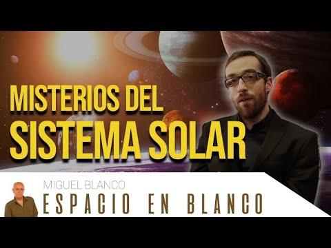 Espacio en Blanco – Misterios del Sistema Solar con Vicente Fuentes (31/05/2014)