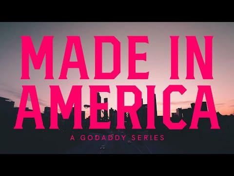 TRAILER - Made in America | A GoDaddy Series
