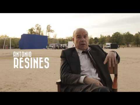 LA REINA DE ESPAÑA - Los departamentos