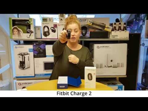 Unboxing - Aktivitetsarmbånd. Fitbit Charge 2