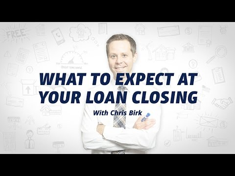 VA Loans: What to Expect on Closing Day and Beyond