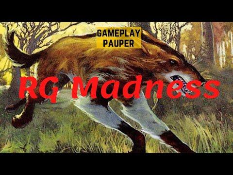 (PAUPER) RG Madness