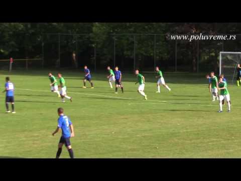 """Fudbal: FK """"Železničar"""" - FK """"Cement"""" 3:0"""
