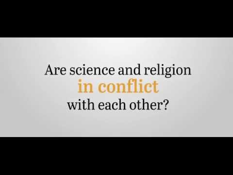 Do science and religion conflict with each other?