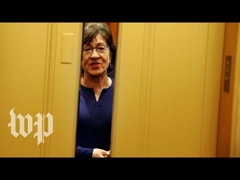 connectYoutube - Susan Collins holds a news conference