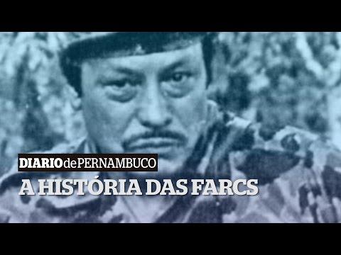 A hist�ria do conflito entre o governo colombiano e as FARC
