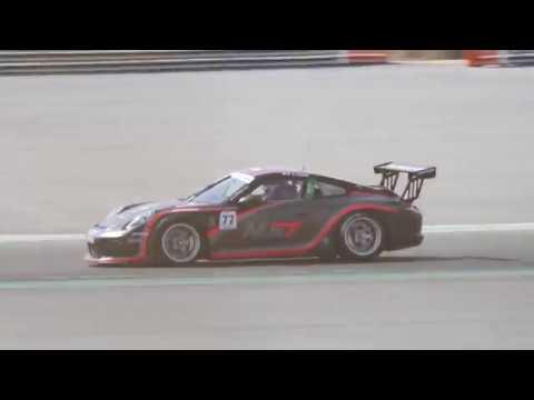 GT3 Cup Challenge - Middle East: Season 9, Round 2, Race 2 at Dubai Autodrome