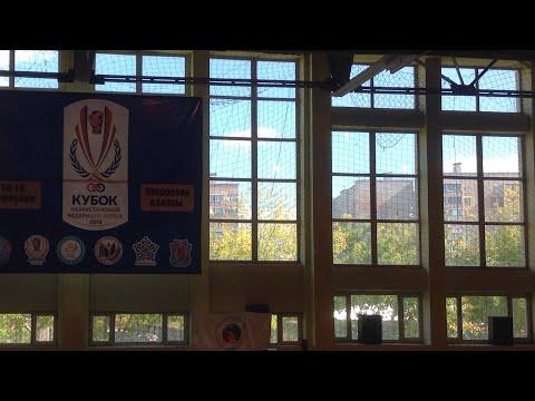 1/4 финала Казахстанской Федерации Бокса. г.Петропавловск