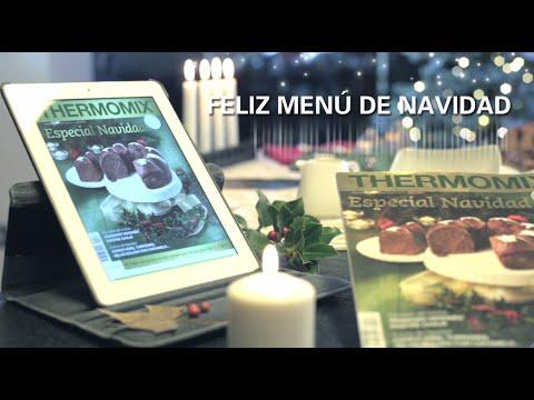 Menú de Navidad - Recetas Thermomix ® TM5 y TM31