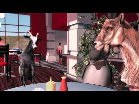Goat Simulator Super Secret Teaser