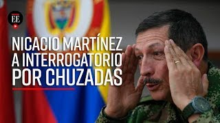 General (r) Nicacio Martínez será llamado a interrogatorio por chuzadas ilegales desde el Ejército