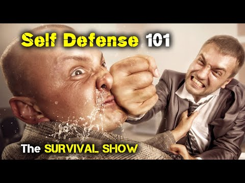 #070: Survival Self Defense - How to Neutralize Threats and Defend Yourself -  Part 1
