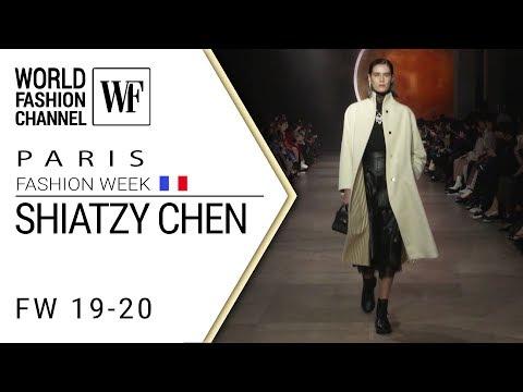 Shiatzy Chen FW 19-20 Paris fashion week