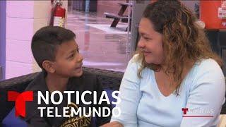 Entrar a EE.UU. es el mejor regalo para un inmigrante   Noticias Telemundo