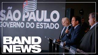 São Paulo retrocede para a fase vermelha