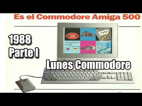 Lunes Commdorianos: Edicion 46: Commodore Amiga