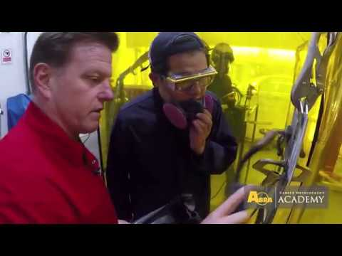 Chip Foose Visit ABRA Career Development Academy