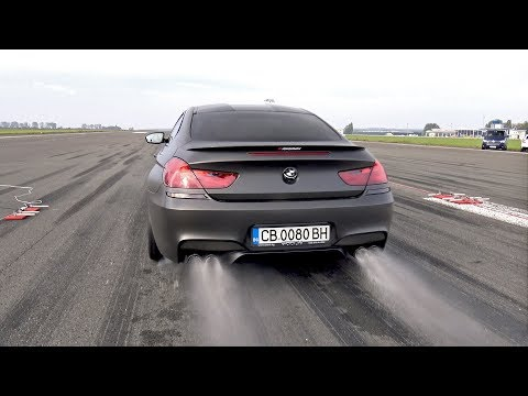 BMW M6 F13 RS800 PP Performance – Exhaust Sounds!