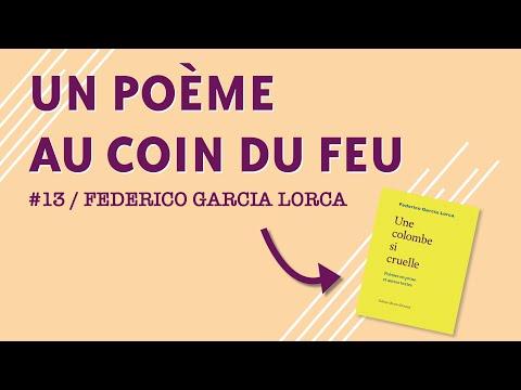 Vidéo de Federico Garcia Lorca