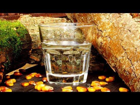 Зерновой самогон по пропорциям от Джим Бим, заготовка для бурбона photo