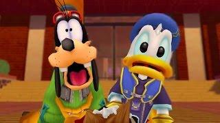 Kingdom Hearts HD II.5 ReMIX Disney Worlds Connect Trailer