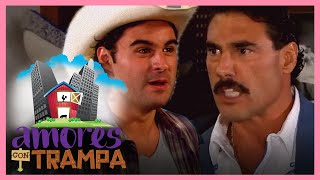 Amores con trampa: Facundo prohíbe a Beto casarse con Rocío   tlnovela