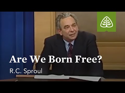 Are We Born Free?: Willing to Believe with R.C. Sproul