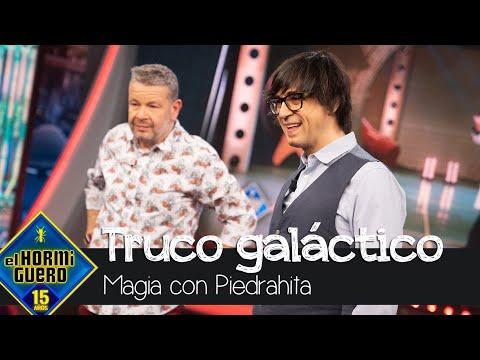 Alberto Chicote, alucinado con el truco más galáctico de Luis Piedrahita – El Hormiguero