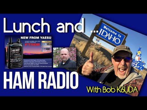 Lunchtime Live with John Kruk & my new FT5
